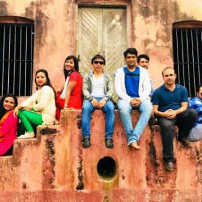2. Historical place visit, 2018 - Baliati Jamidar Bari, Bangladesh
